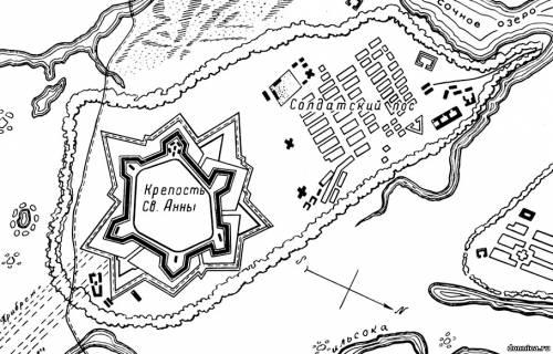 крепость св. Анны